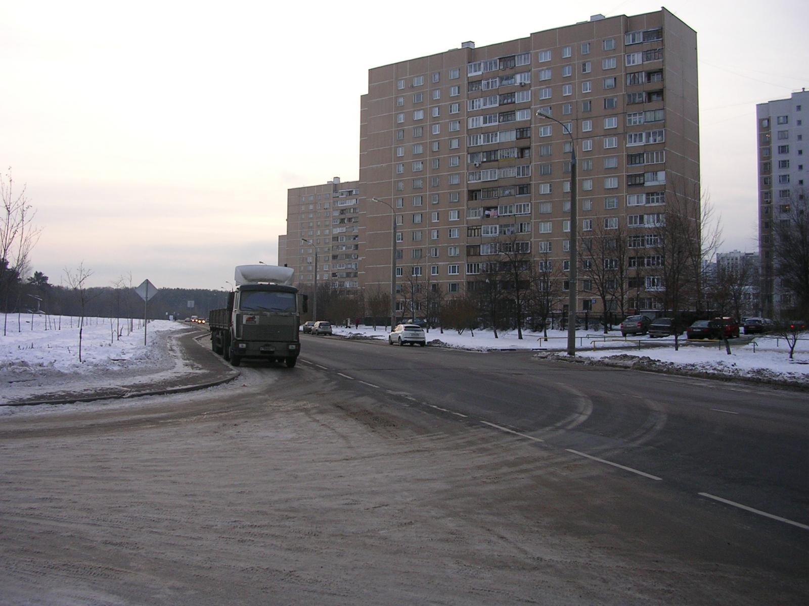 ул. Салтыковская