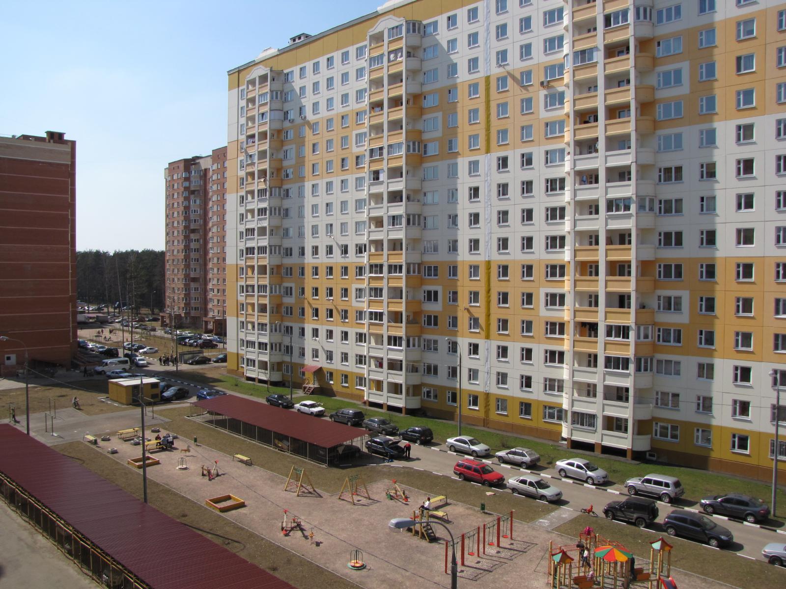 Наш двор около 14 дома 26.03.2009.jpg